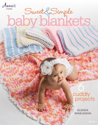 Image for Sweet & Simple Baby Blankets (Annie's Crochet)