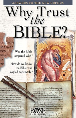 Image for Why Trust the Bible?
