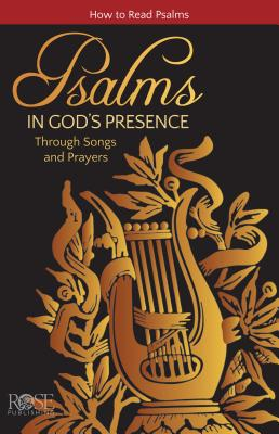 Image for Psalms: In God's Presence Through Songs and Prayers Pamphlet