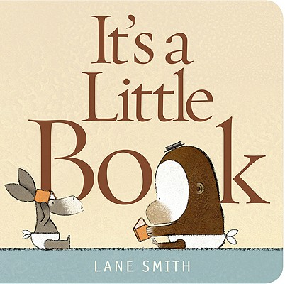 IT'S A LITTLE BOOK, SMITH, LANE