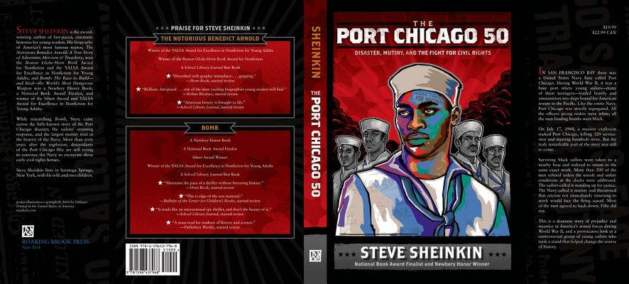 The Port Chicago 50: Disaster, Mutiny, and the Fight for Civil Rights, Sheinkin, Steve
