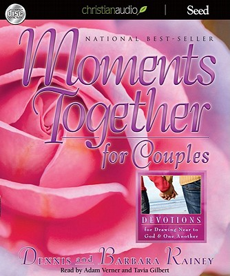 Image for Moments Together For Couples: Devotions for Drawing Near to God & One Another (CD Audiobook)