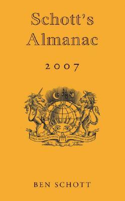Schott's Almanac 2007, Schott, Ben