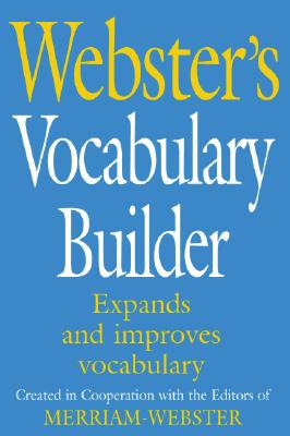 Image for Webster's Vocabulary Builder