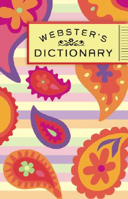 Image for Webster's Dictionary (paisley)