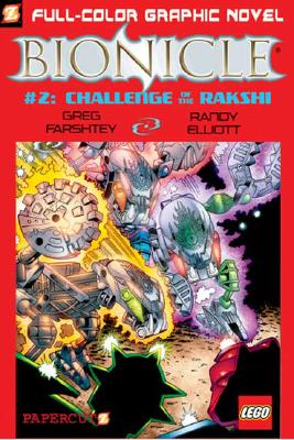 Image for Bionicle #2: Challenge of the Rahkshi (Bionicle Graphic Novels)
