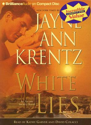 White Lies (The Arcane Society, Book 2), Jayne Ann Krentz