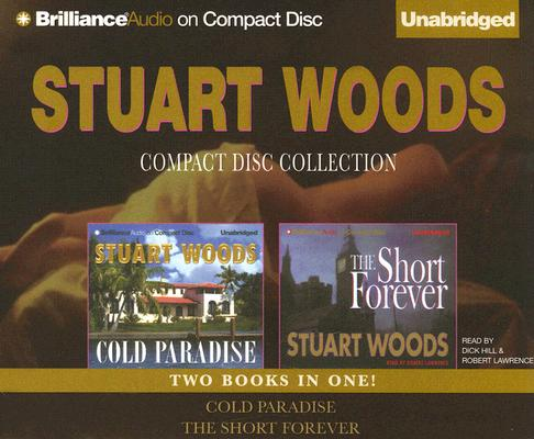 Image for Stuart Woods CD Collection 2: Cold Paradise and The Short Forever (Stone Barrington)