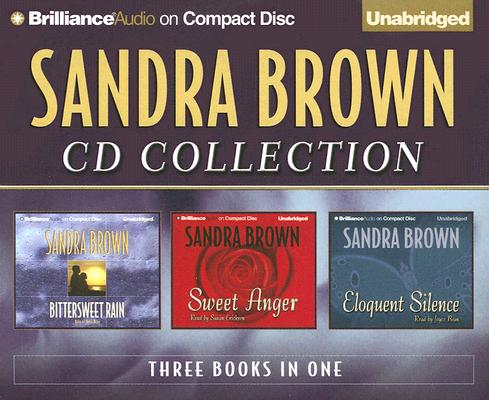 Image for Sandra Brown CD Collection 1: Bittersweet Rain, Sweet Anger, Eloquent Silence