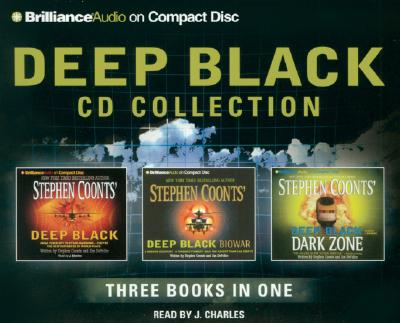 Image for Deep Black CD Collection: Deep Black, Biowar, Dark Zone (Deep Black Series)