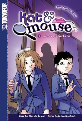 Image for Kat & Mouse Volume 1 Manga (kat & Mouse (graphic Novels)) (v. 1)