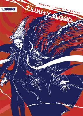 Image for Trinity Blood - Rage Against the Moons Volume 1: From the Empire (v. 1)