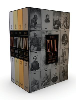 Image for The Civil War Told by Those Who Lived It: A Library of America Boxed Set