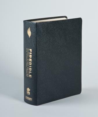 Fire Bible-NIV-Global Study