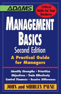Image for Management Basics: A Practical Guide for Managers