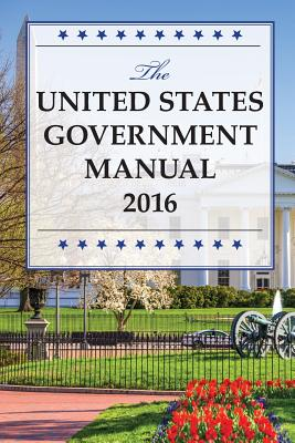 Image for The United States Government Manual 2016