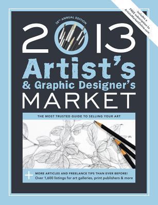 2013 Artist's & Graphic Designer's Market, Bostic, Mary Burzlaff