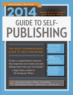 2014 GUIDE TO SELF-PUBLISHING, BREWER, ROBERT LEE