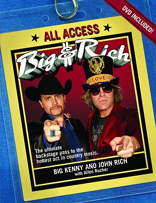 Image for Big and Rich: All Access (Book & DVD)