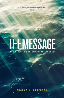 Image for The Message Ministry Edition (Softcover, Green): The Bible in Contemporary Language