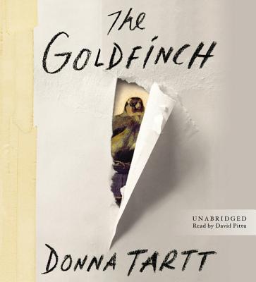 """The Goldfinch (unabridged audio), """"Tartt, Donna"""""""