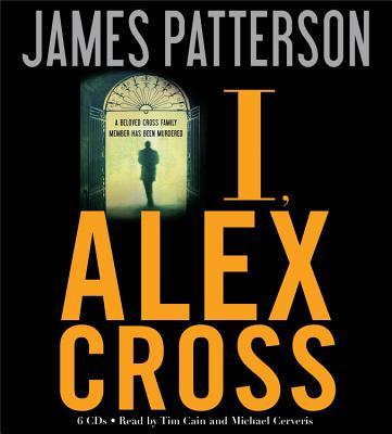 I, Alex Cross, James Patterson