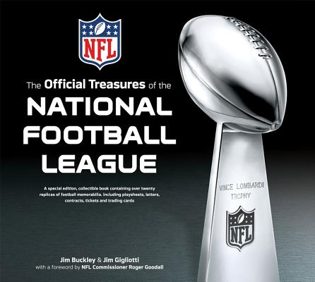 The Official Treasures of the National Football League, Buckley, Jim; Gigliotti, Jim