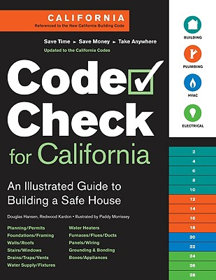 Image for Code Check for California: An Illustrated Guide to Building a Safe House