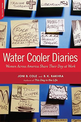Image for WATER COOLER DIARIES : WOMEN ACROSS AMER