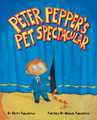Image for PETER PEPPER'S PET SPECTACULAR