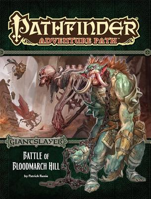 Image for Pathfinder Adventure Path: Giantslayer Part 1 - Battle of Bloodmarch Hill