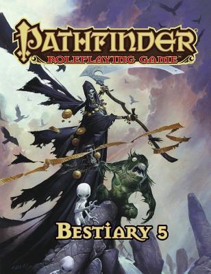 Pathfinder Roleplaying Game: Bestiary 5, Bulmahn, Jason