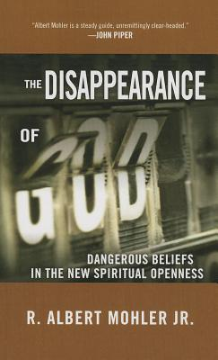 Image for DISAPPEARANCE OF GOD, THE