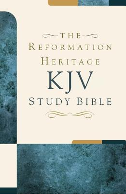 Image for The Reformation Heritage KJV Study Bible