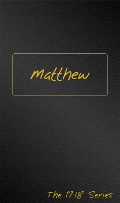 Image for Matthew - Journible The 17:18 Series