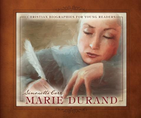 Image for Marie Durand - Christian Biographies for Young Readers