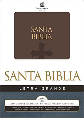 Image for BIBLIA LETRA GRANDE (SPANISH EDITION)