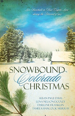 Image for Snowbound Colorado Christmas: Almost Home/Fires of Love/Dressed in Scarlet/The Best Medicine (Inspirational Romance Collection)