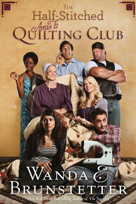 Image for HALF-STITCHED AMISH QUILTING CLUB, THE