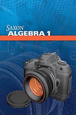 Image for Saxon Algebra 1: Student Edition 2009