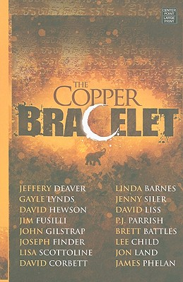 Image for The Copper Bracelet: A Serial Thriller (Center Point Platinum Mystery)