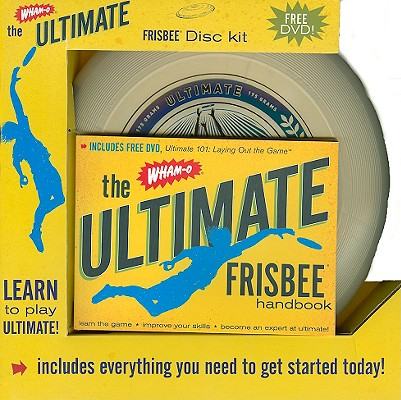 Image for The Wham-O Ultimate Frisbee Handbook: Tips and Techniques for Playing Your Best in Ultimate Frisbee (Wham-O Guide Books)