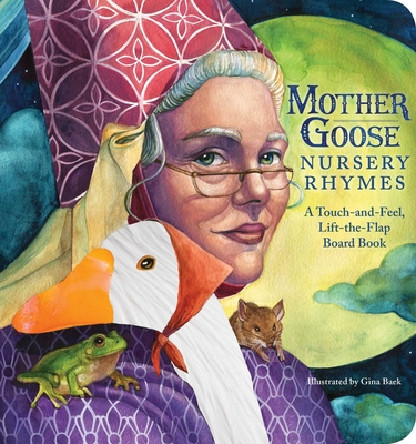 Image for MOTHER GOOSE NURSERY RHYMES TOUCH-AND-FEEL BOARD BOOK