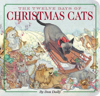 Image for TWELVE DAYS OF CHRISTMAS CATS