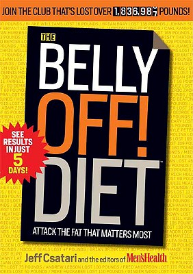 Image for The Belly Off! Diet: Attack the Fat That Matters Most