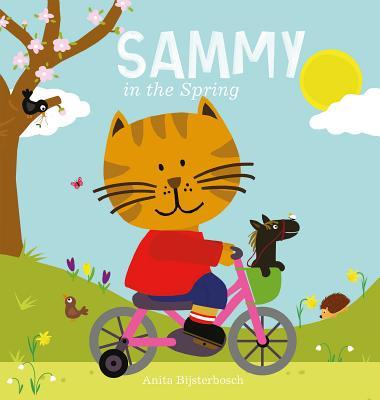 Sammy in the Spring, Bijsterbosch, Anita