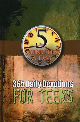Image for 5 Minutes A Day 365 Daily Devotions For Teens