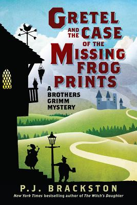 Gretel and the Case of the Missing Frog Prints, Brackston, P.J.