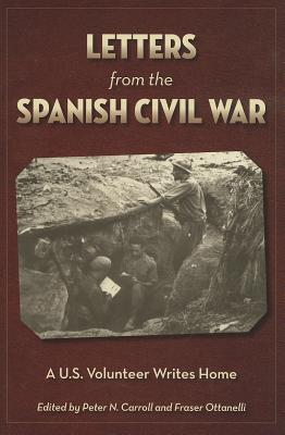 Image for LETTERS FROM THE SPANISH CIVIL WAR
