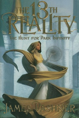 Image for The 13th Reality, book 2: The Hunt for Dark Infinity